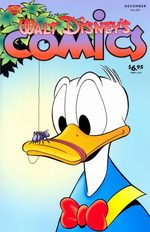 Walt Disney's Comics and Stories 639