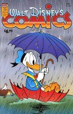 Walt Disney's Comics and Stories 656