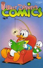 Walt Disney's Comics and Stories 660