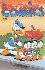 Walt Disney's Comics and Stories 661