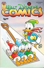 Walt Disney's Comics and Stories 662