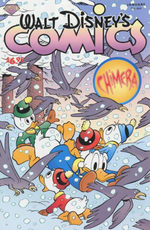 Walt Disney's Comics and Stories 666