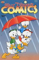 Walt Disney's Comics and Stories 667
