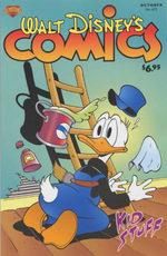 Walt Disney's Comics and Stories 673