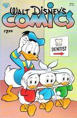 Walt Disney's Comics and Stories 692