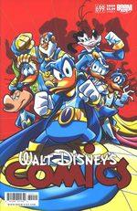 Walt Disney's Comics and Stories 699