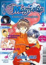 Magnolia 3 Magazine de prépublication