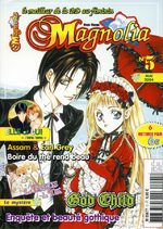 Magnolia 5 Magazine de prépublication