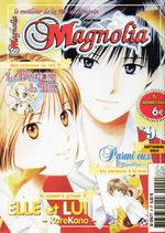 Magnolia 9 Magazine de prépublication