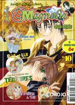 Magnolia 10 Magazine de prépublication