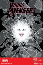 Young Avengers # 10