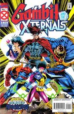 Gambit and the X-Ternals # 1