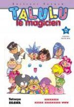 Talulu, Le Magicien 13 Manga