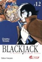 couverture, jaquette Black Jack - Kaze Manga 12