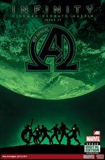 New Avengers # 11