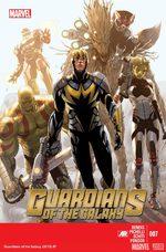 Les Gardiens de la Galaxie # 7