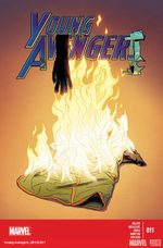 Young Avengers # 11