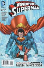 The Adventures of Superman # 2