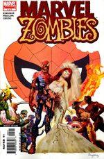Marvel Zombies 5 Comics