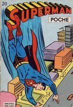 Superman Poche # 20