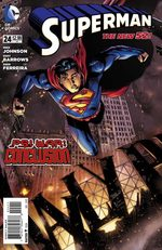 Superman # 24