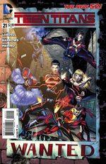 Teen Titans # 21