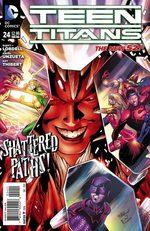 Teen Titans # 24