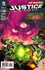 Justice League # 20