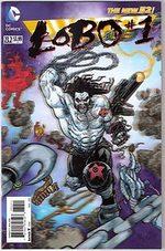 Justice League # 23.2