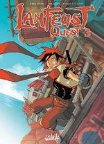 Lanfeust Quest 3 Global manga