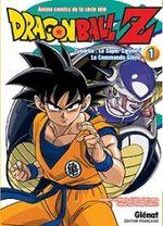 Dragon Ball Z - 2ème partie : Le Super Saïen/Le Commando Ginyu 1 Anime comics