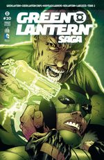 Green Lantern Saga # 20