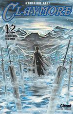 couverture, jaquette Claymore 12