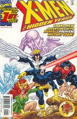 X-Men - Hidden Years # 1