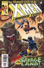 X-Men - Hidden Years # 2