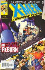 X-Men - Hidden Years # 10