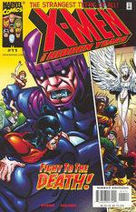 X-Men - Hidden Years # 11