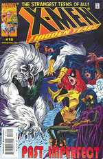 X-Men - Hidden Years # 16