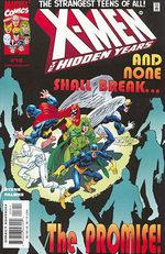 X-Men - Hidden Years # 18