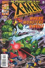 X-Men - Hidden Years # 20