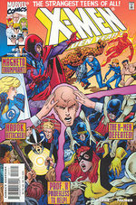 X-Men - Hidden Years # 21