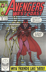 Avengers West Coast # 47