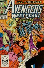 Avengers West Coast # 53