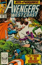 Avengers West Coast # 55