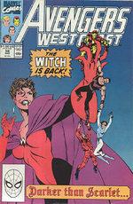 Avengers West Coast # 56