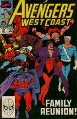 Avengers West Coast # 57