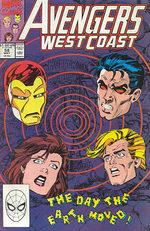 Avengers West Coast # 58