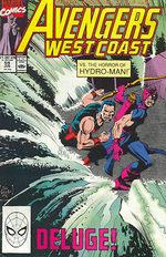 Avengers West Coast # 59