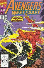 Avengers West Coast # 63