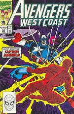 Avengers West Coast # 64